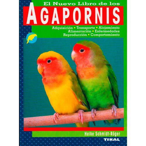 libros agapornis